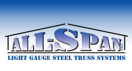 all span steel truss systems logo