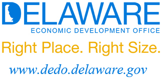 delaware economic office logo