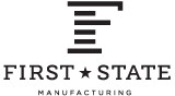 first state manufacturing logo