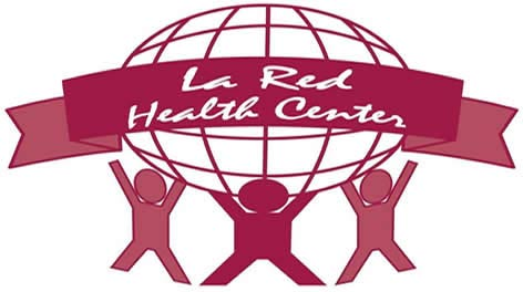 la red health center logo