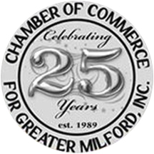 milford chamber of commerce logo