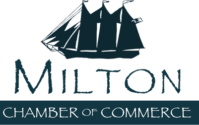 milton delaware chamber of commerce logo