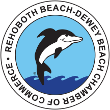 rehoboth beach and dewey beach chamber logo